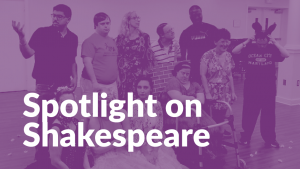 ArtStream - Spotlight on Shakespeare