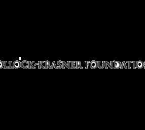 Pollock-Krasner Foundation Grant