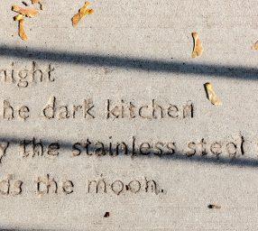 Takoma Park Sidewalk Poetry Contest