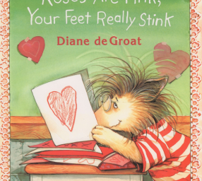 "Storytime at the Arts Barn: ""Roses are Pink, Your Feet Really Stink"""
