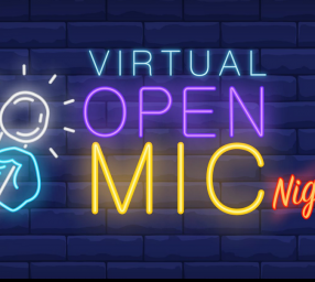 Arts Barn Virtual Open Mic