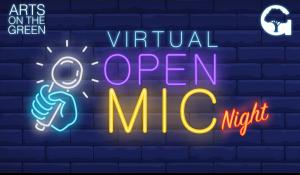 Arts Barn Virtual Open Mic
