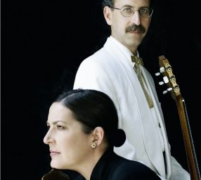 Marlow Guitar Series presents online THE NEWMAN & OLTMAN GUITAR DUO