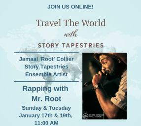 Travel the World: The Fastest Plane - Rappin' with Mr. Root