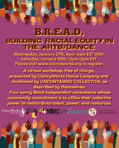 BREAD: Building Racial Equity in the Arts through ...