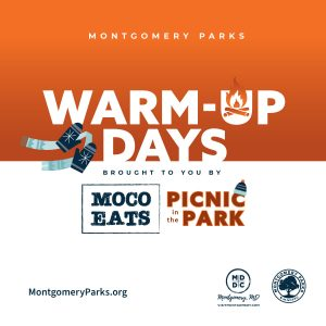 Picnic in the Park Warm-Up Days - Acorn Urban Park