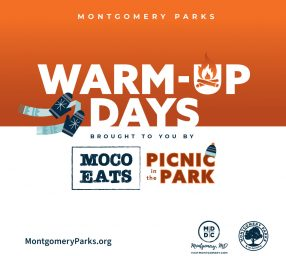 Picnic in the Park Warm-Up Days - Wheaton Local Park