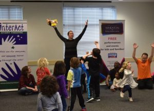 I am Human! Dancing With Change–A Dancing Through Books Workshop led by Kelly King