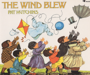 "Storytime at the Arts Barn: ""The Wind Blew"""