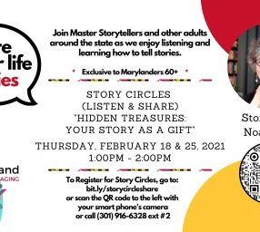 Share Your Life Stories: Story Circle Workshops