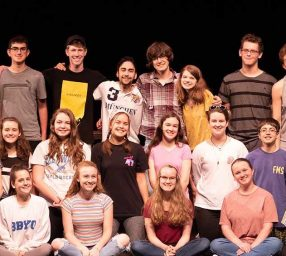 BRICK BY BRICK: An Actor's Foundation (Grades 9-12)