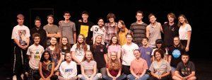 BRICK BY BRICK: An Actor's Foundation (Grades 9-12)