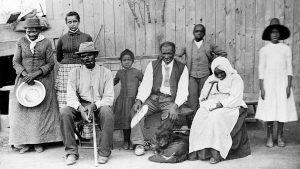 "Geneaology Workshop: ""The Black Family"""