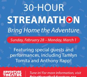 30-Hour Stream-a-thon: Bring Home the Adventure