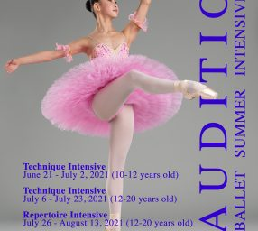 Audition for ABA
