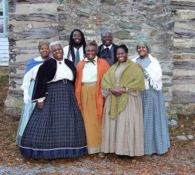 Jubilee Voices at Josiah Henson Cabin