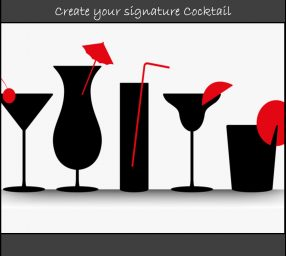 Signature Cocktail Class