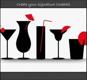 Signature Cocktail Class