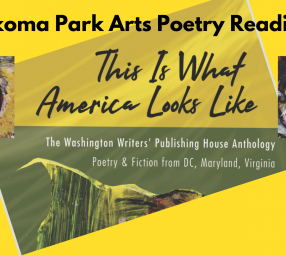 """""""This Is What America Looks Like"""" Online Poetry Reading"""