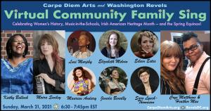 Carpe Diem-Revels Community Family Sing
