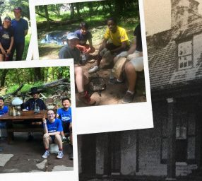 Maryland Archaeology Month: Rockville Students Excavate the Riggs House
