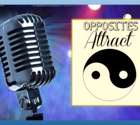 Words out Loud Thematic Open Mic Night - Opposites Attract