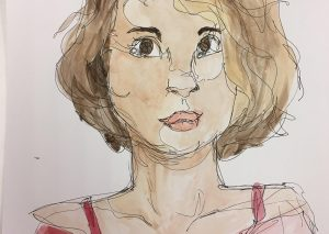 Painting: Portraits for Adults