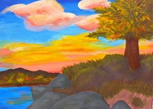 Painting for Teens: Landscapes