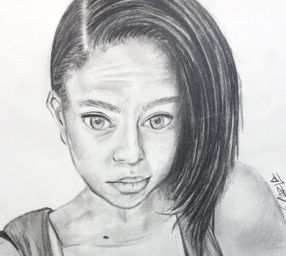 Drawing for Teens: Portriats