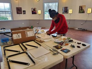Virtual - Making Art Accessible