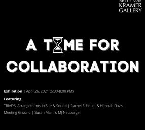 A Time for Collaboration