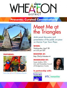Curated Conversations: Meet Me at the Triangles