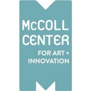 McColl Center for Art + Innovation Residency
