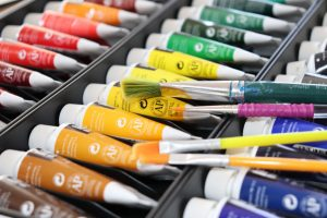 Acrylics for All Levels - April/May Virtual Editio...