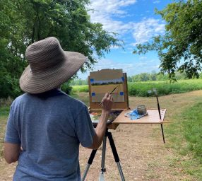 Plein Air Painting Meet Up