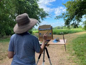 Plein Air Painting Meet Up
