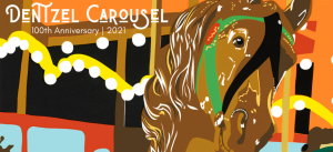 """Dentzel Carousel 100th Anniversary Lecture Series: """"Glen Echo's Two Great Carousels"""""""