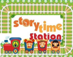 """Storytime Station: """"Frogness"""""""