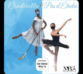 Cinderella and Pas d' Etudes