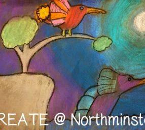 CREATE Summer Art Camp @ Northminster
