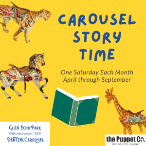 Carousel Story Time: A Carousel Tale by Elisa Kleven