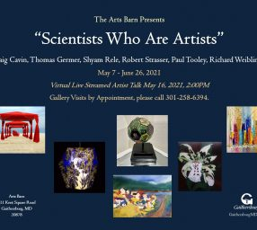 "Exhibit ""Scientists Who Are Artists"""