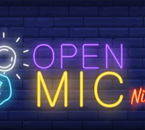 Open Mic - Submission Deadline!