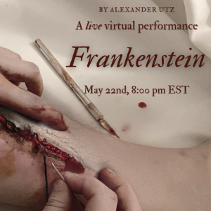Frankenstein - Live Online Performance