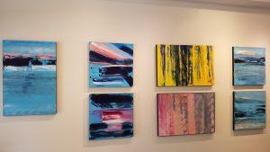 ESCAPISM Exhibition by Vian Borchert