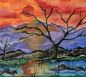 Healing Through Art: Coping with COVID Loss (ONLINE)