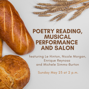 Unexpected Stage Spring Series: Poetry, Music and ...