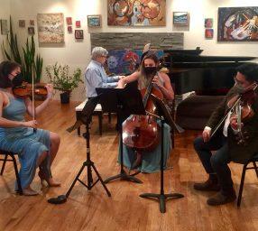 Chamber Music Outdoors