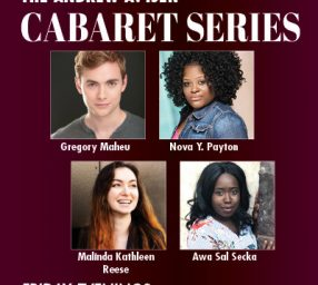 The Andrew A. Isen Cabaret Series