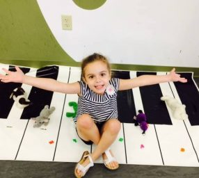 Fun with Music & Movement Camp